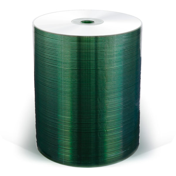 CD-R диск Mirex 700Mb 48х Shrink 100 шт. Printable (202974) cd r verbatim 700mb 52x extra protection 10шт shrink