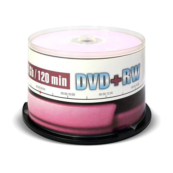 DVD+RW диск Mirex