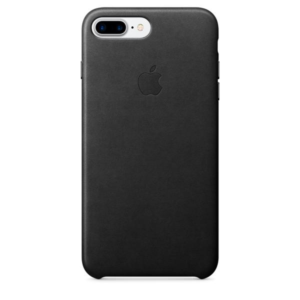 Кейс для iPhone Apple iPhone 7 Plus Leather Case Black (MMYJ2ZM/A)