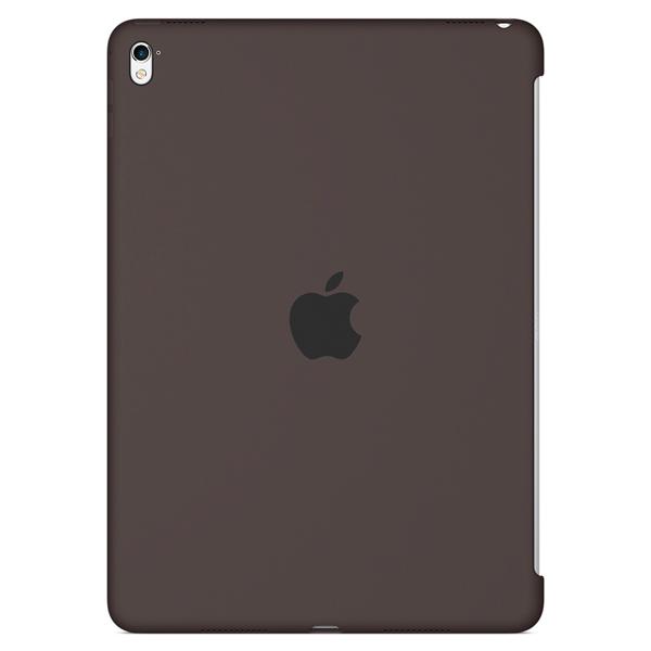 Кейс для iPad Pro Apple Silicone Case iPad Pro 9.7 Cocoa (MNN82ZM/A) краска спрей для текстиля marabu fashion spray цвет cocoa коричневый 295 100 мл