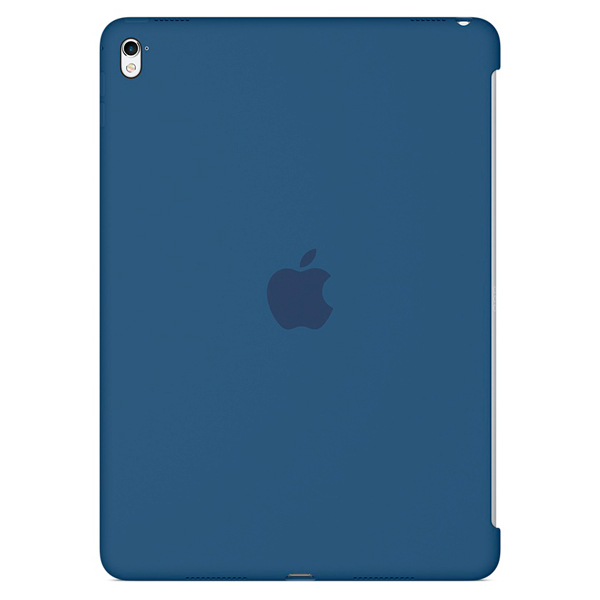 Кейс для iPad Pro Apple Silicone Case iPad Pro 9.7 Ocean Blue (MN2F2ZM/A) чехол для планшета apple ipad pro 9 7 silicone case ocean blue mn2f2zm a