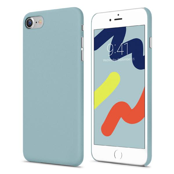 Кейс для iPhone Vipe для iPhone 7,Grip,небесно-голубой (VPIP7GRIPSKY)