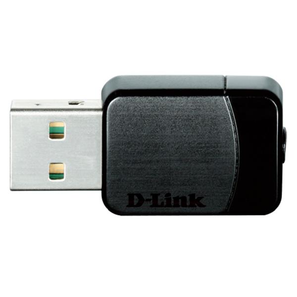 Приемник Wi-Fi D-link от М.Видео