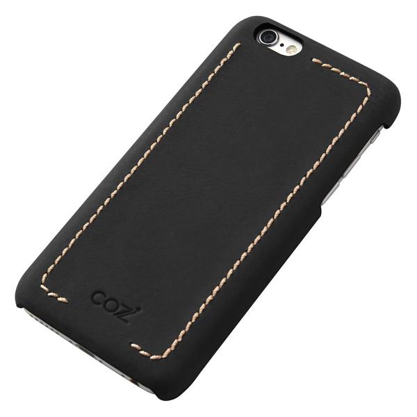 Кейс для iPhone Cozistyle для iPhone 6s Plus черный (CLWC6+010)