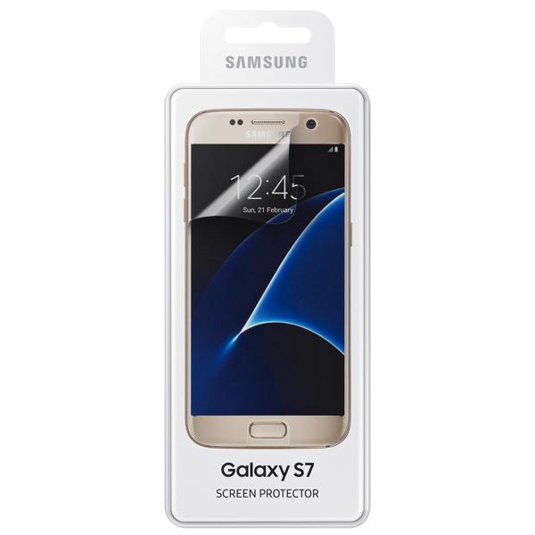 Пленка для сотового телефона Samsung Screen Protector S7 (ET-FG930CTEGRU)
