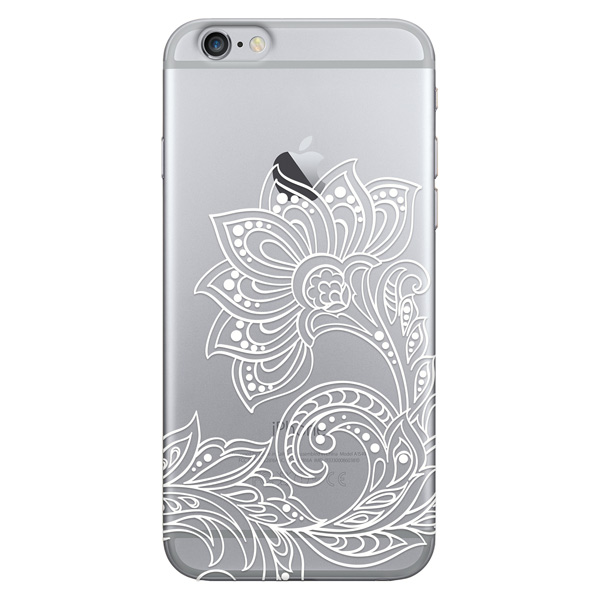 Кейс для iPhone Deppa Art Case для iPhone 6/6S, Boho Цветок image art фотоальбом image art 100 10 15 серия 029