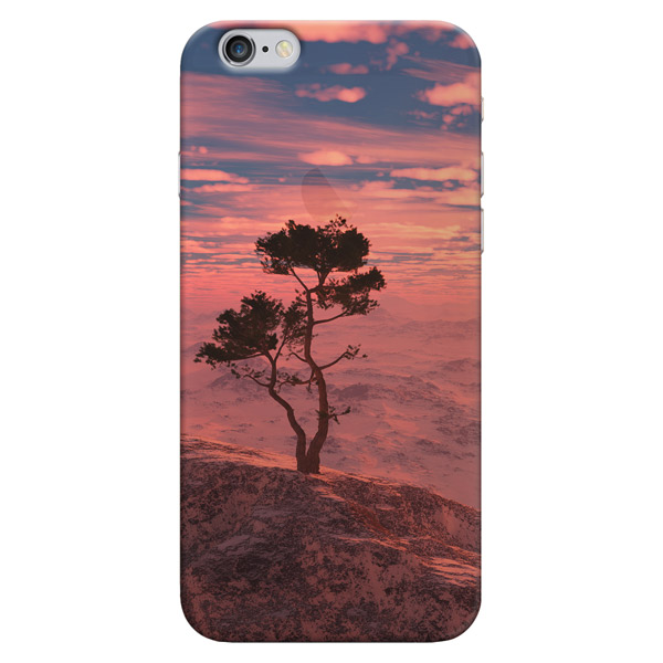 Кейс для iPhone Deppa Art Case для iPhone 6/6S, Nature Дерево image art фотоальбом image art 100 10 15 серия 029