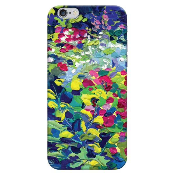 Кейс для iPhone Deppa Art Case для iPhone 6/6S, Art Листья image art фотоальбом image art 100 10 15 серия 029