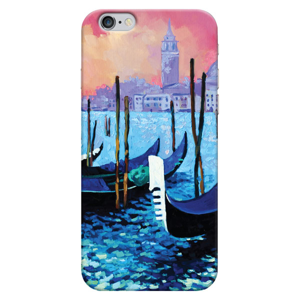 Кейс для iPhone Deppa Art Case для iPhone 6/6S, Art Венеция image art фотоальбом image art 100 10 15 серия 029