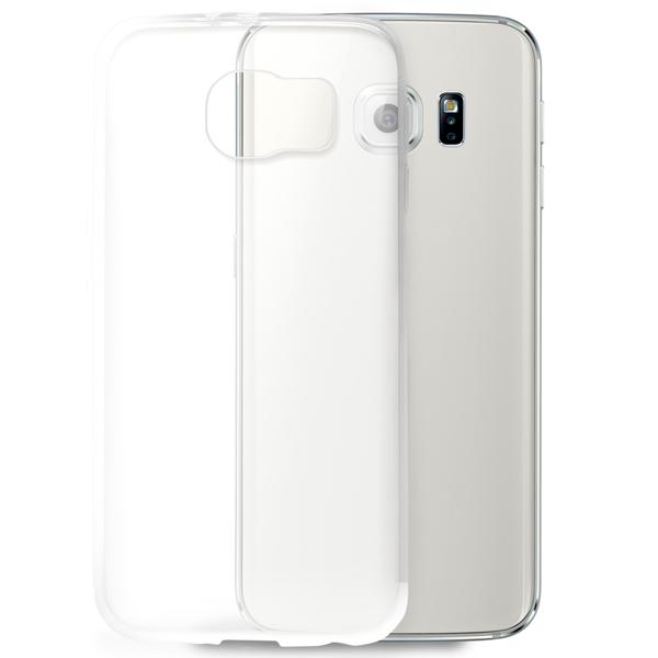 Чехол для сотового телефона Takeit для Samsung Galaxy S6 Edge, Slim, прозрачный чехол для сотового телефона takeit для samsung galaxy a3 2017 metal slim металлик
