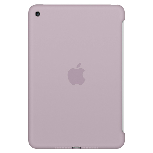 Кейс для iPad mini Apple mini 4 Silicon Case Lavender (MLD62ZM/A)