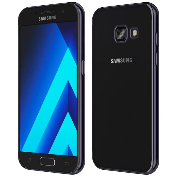Чехол для сотового телефона Takeit для Samsung Galaxy A5 2017, Metal Slim, металлик