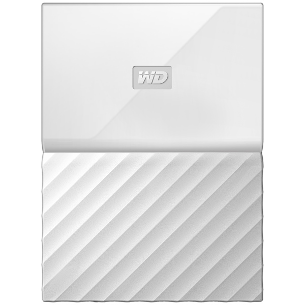 "Внешний жесткий диск 2.5"" WD My Passport 3Tb White (WDBUAX0030BWT-EEUE)"