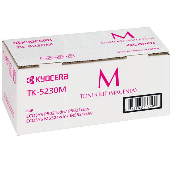 Картридж для лазерного принтера Kyocera TK-5230M  недорого