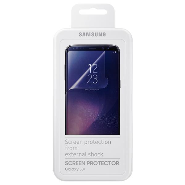 Плёнка для сотового телефона Samsung Galaxy S8+ (ET-FG955CTEGRU)