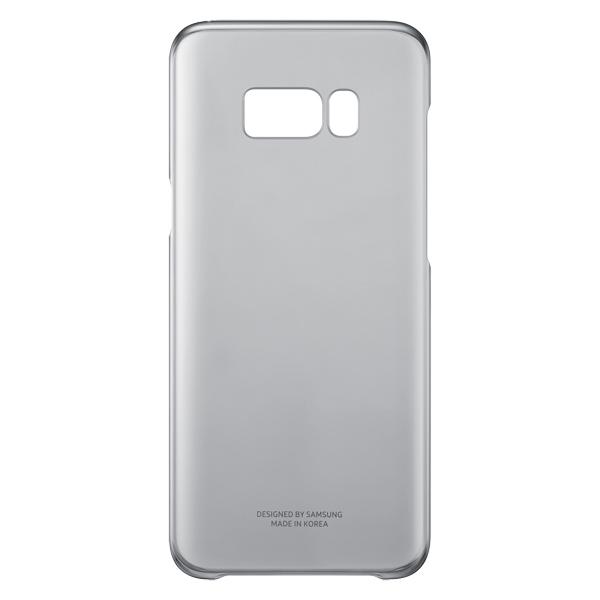 Чехол для сотового телефона Samsung Galaxy S8+ Clear Cover Black (EF-QG955CBEGRU) samsung ef bt715 book cover чехол для galaxy tab s2 8 0 black