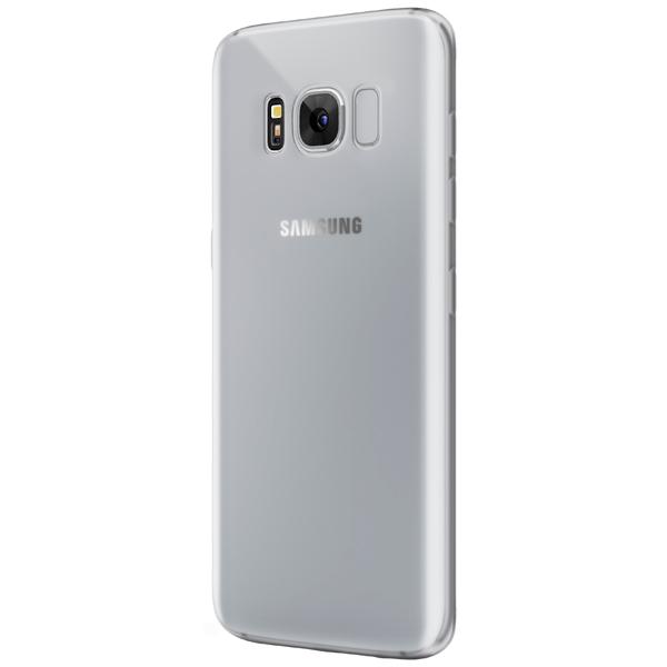 Чехол для сотового телефона Vipe для Samsung Galaxy S8, Flex (VPSGGS8FLEXTR) чехол для сотового телефона takeit для samsung galaxy a3 2017 metal slim металлик