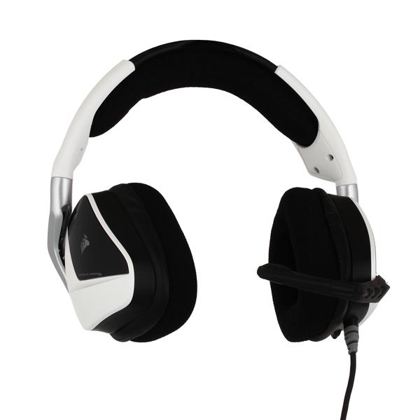 все цены на  Игровые наушники Corsair Gaming VOID USB White (CA-9011139-EU)  онлайн
