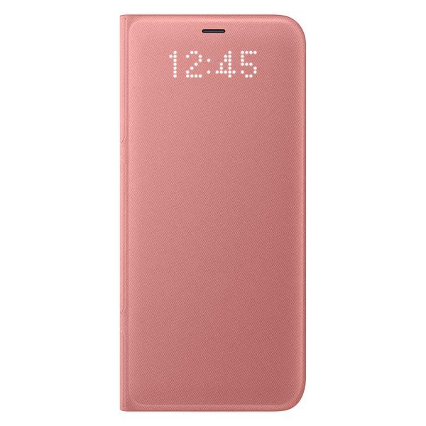 Samsung Galaxy S8 LED View Pink (EF-NG950PPEGRU)