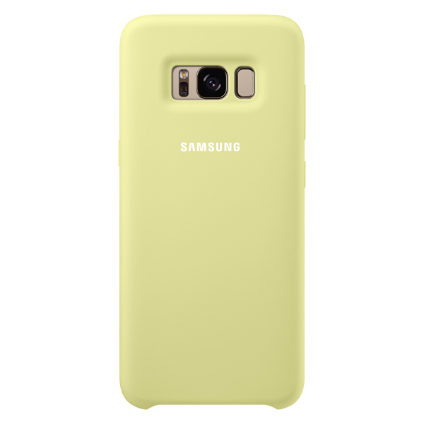 Чехол для сотового телефона Samsung Galaxy S8 Silicone Green (EF-PG950TGEGRU)