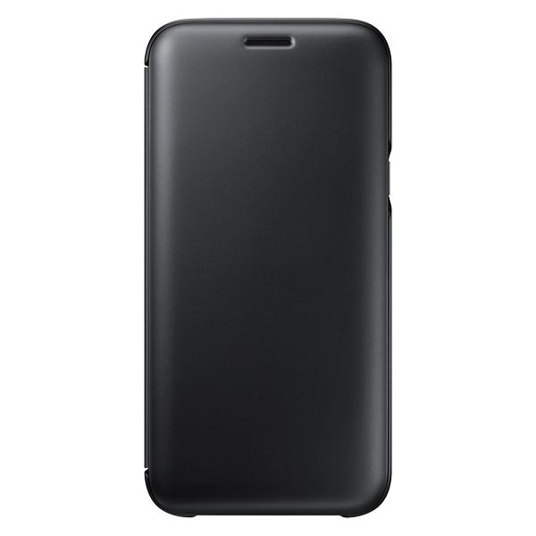 Чехол для сотового телефона Samsung Galaxy J5 (2017) Wallet Black (EF-WJ530CBEGRU) чехол для сотового телефона takeit для samsung galaxy a3 2017 metal slim металлик