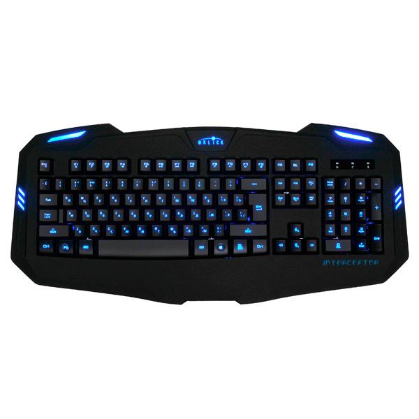 Игровая клавиатура Oklick