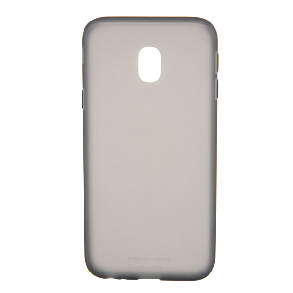 Чехол для сотового телефона Samsung Galaxy J3 (2017) Jelly Black (EF-AJ330TBEGRU) чехол для сотового телефона takeit для samsung galaxy a3 2017 metal slim металлик