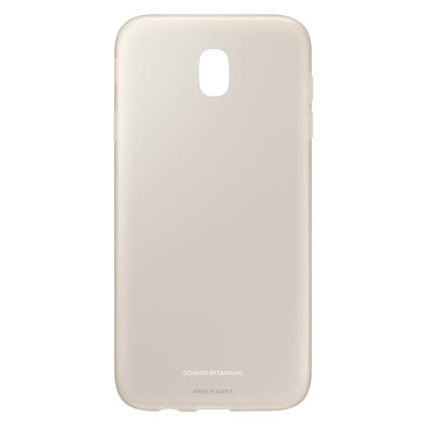Чехол для сотового телефона Samsung Galaxy J7 (2017) Jelly Gold (EF-AJ730TFEGRU) чехол для сотового телефона takeit для samsung galaxy a3 2017 metal slim металлик