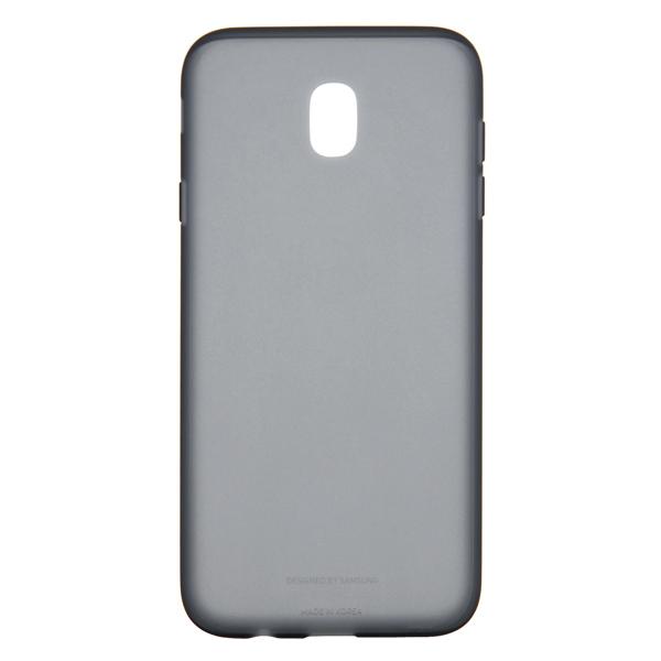 Чехол для сотового телефона Samsung Galaxy J7 (2017) Jelly Black (EF-AJ730TBEGRU) чехол для сотового телефона takeit для samsung galaxy a3 2017 metal slim металлик