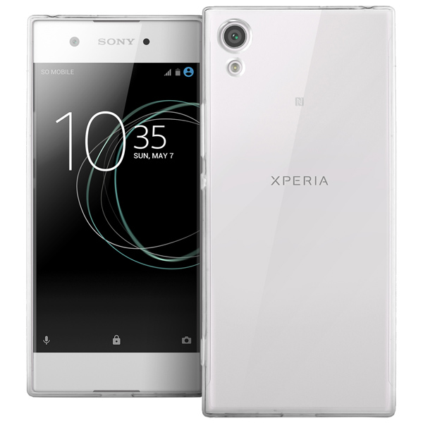 Чехол для сотового телефона Takeit для Sony Xperia XA1, Slim (TKTSNYXXA1SLIMTR) чехол для сотового телефона takeit для samsung galaxy a3 2017 slim прозрачный
