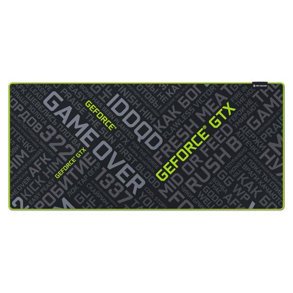 Игровой коврик Red Square Mat XXL - Nvidia Edition (RSQ-40005)