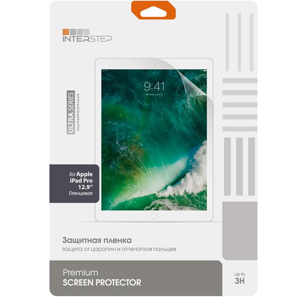 все цены на  Плёнка для iPad InterStep Ultra для Apple iPad Pro 12.9  онлайн
