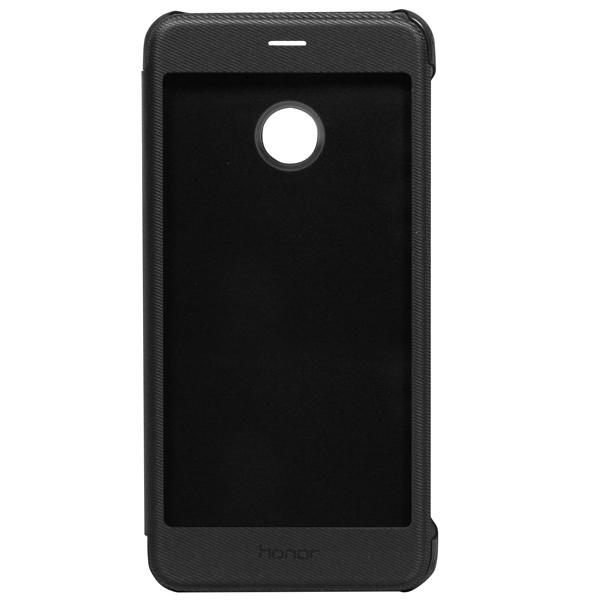 Чехол для сотового телефона Honor 8 Pro View Cover Black (51991951) сотовый телефон huawei honor 8 pro black