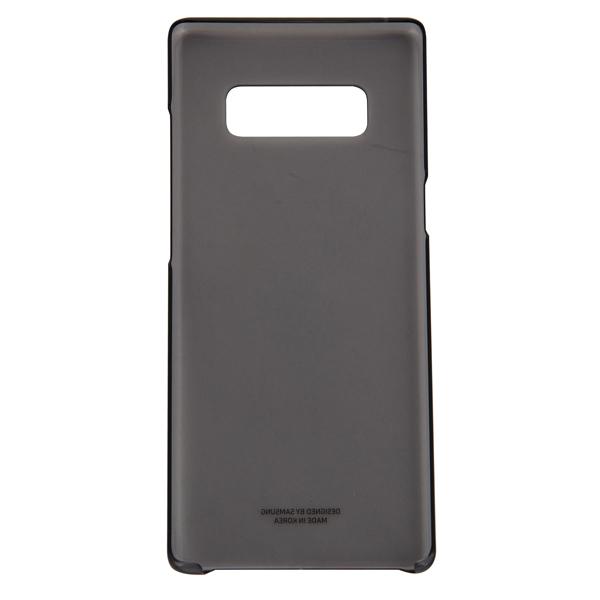 Чехол для сотового телефона Samsung Galaxy Note 8 Clear Cover Black (EF-QN950CBEGRU) samsung ef bt715 book cover чехол для galaxy tab s2 8 0 black