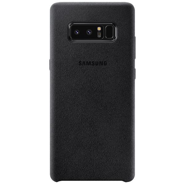 Чехол для сотового телефона Samsung Galaxy Note 8 Alcantara Black (EF-XN950ABEGRU) чехол для сотового телефона takeit для samsung galaxy a3 2017 metal slim металлик