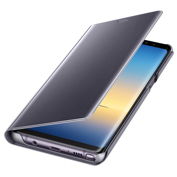 Чехол для сотового телефона Samsung Galaxy Note 8 Clear View Standing Cover Violet