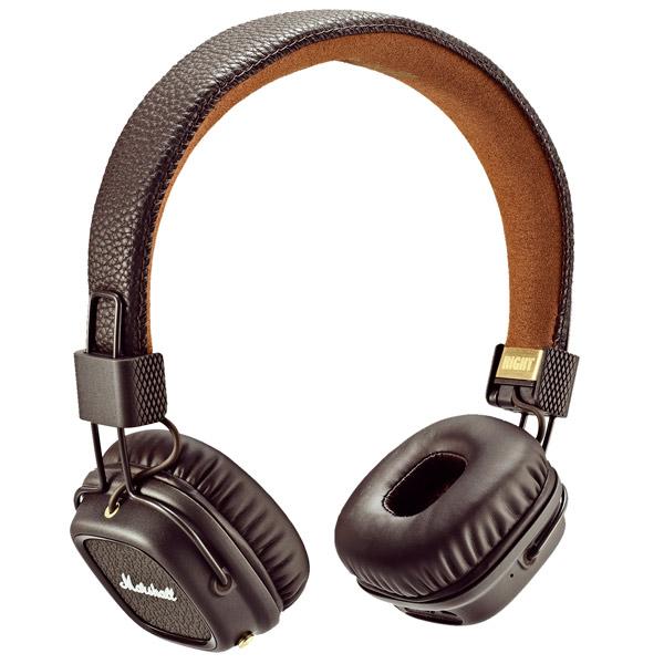 Наушники Bluetooth Marshall