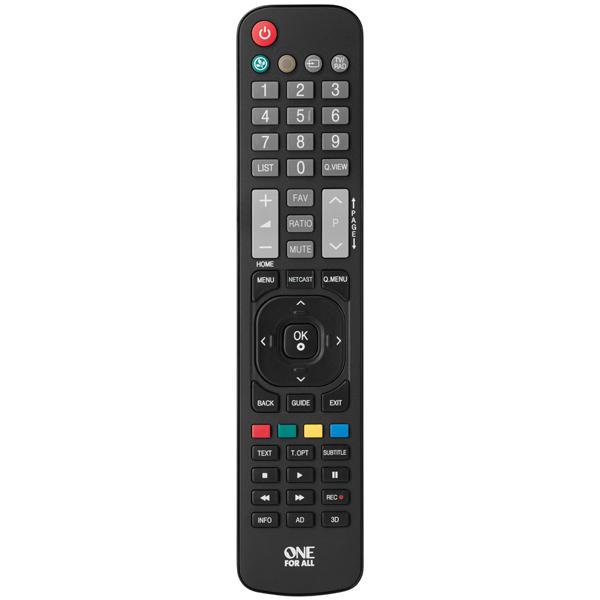 Пульт ДУ One For All URC1911 для ТВ LG