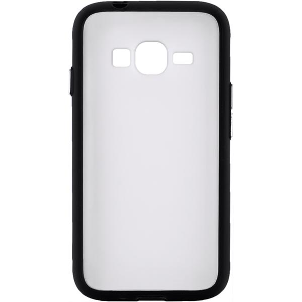 Чехол для сотового телефона InterStep Pure Light ADV для Samsung J1 Mini Prime Black interstep для samsung galaxy s4 mini