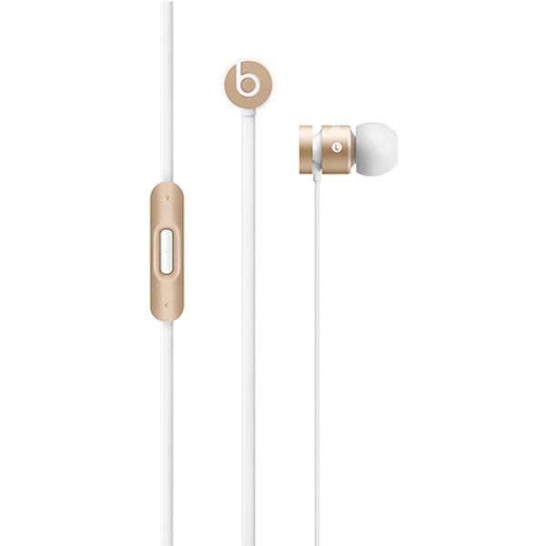 Наушники внутриканальные Beats urBeats Gold (MK9X2ZE/B)