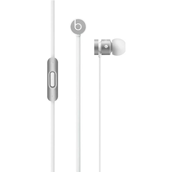 Наушники внутриканальные Beats urBeats Silver (MK9Y2ZE/B)