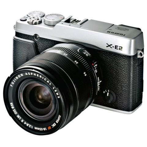 Системный фотоаппарат Fujifilm