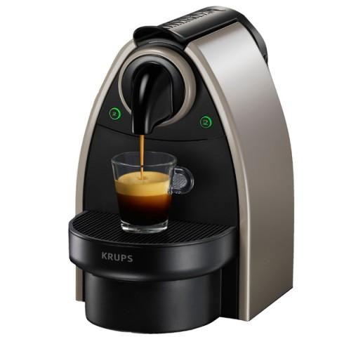 Кофемашина капсульного типа Nespresso Krups Essenza Auto XN214010