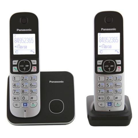 Panasonic Kx-tg6812rub инструкция - фото 5