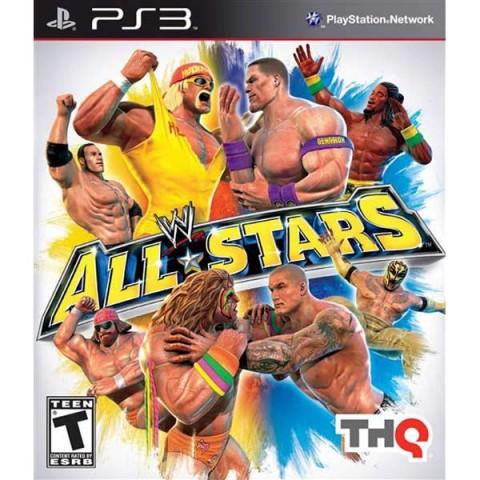 Видео игра wwe all stars