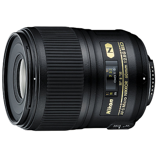 Объектив Nikon 60mm f/2.8G AF-S ED Micro Nikkor