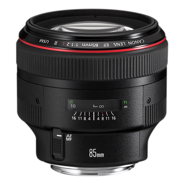 Объектив Canon — EF 85 1.2L II USM