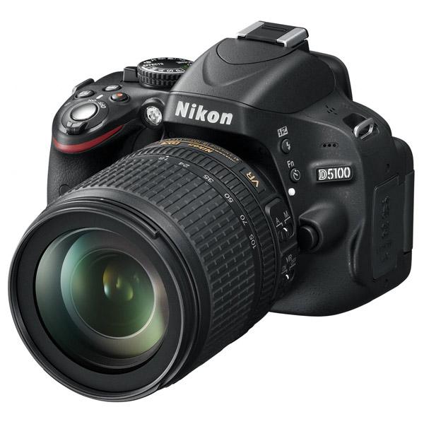 Фотоаппарат nikon d5100 цена