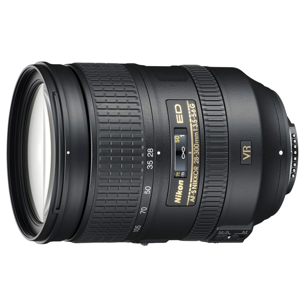 Объектив Nikon AF-S Nikkor 28-300mm f/3.5-5.6G ED VR free shipping new and original for niko lens af s nikkor 70 200mm f 2 8g ed vr 70 200 protector ring unit 1c999 172