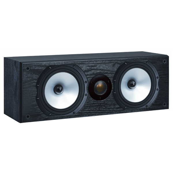 Центральный канал Monitor Audio Monitor MR Centre Black Oak центральный канал monitor audio bronze centre white ash
